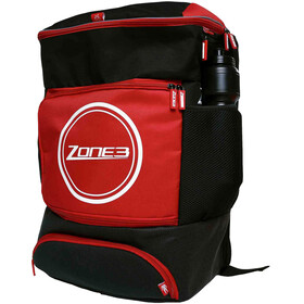 Zone3 Transition Rugzak, black/red